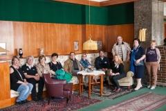 Loosovy interiéry - zahraniční účastníci