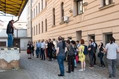 Prohlídka centrály SOA v Plzni (středa)